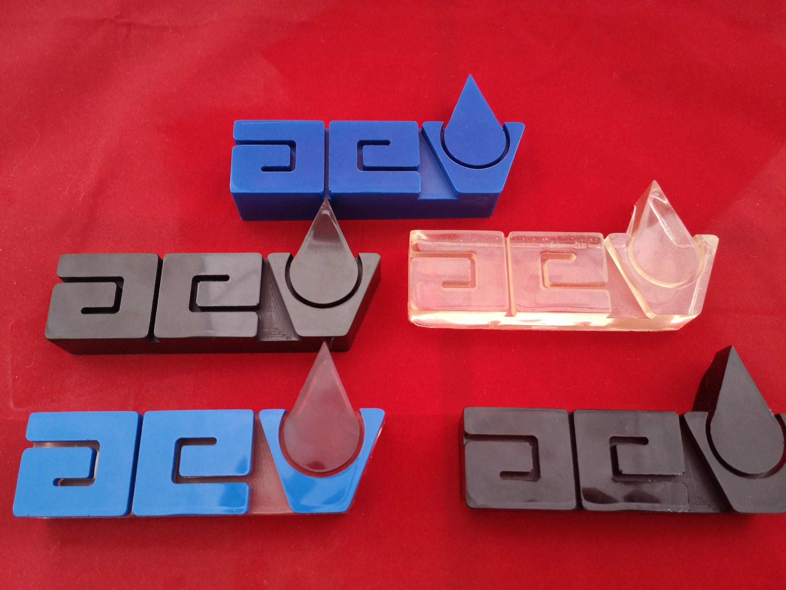 Resinas de dos componentes para encapsulado